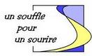 Logo de l'association un souffle pour un sourire